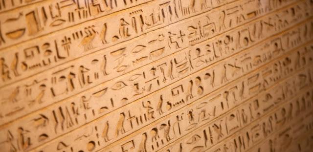 Primera sistema escritura pictográfico