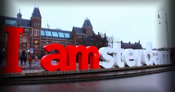 Dear Diary.....Amsterdam