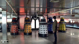 Doctor Who Victory of the Daleks