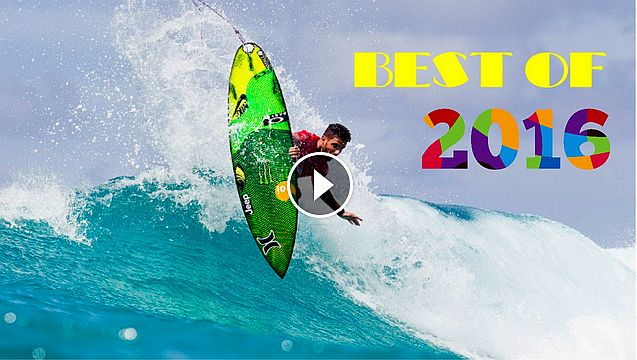 Filipe Toledo - Sky High Best of 2016 HD