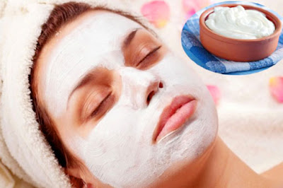 Skin Care Tip - Yogurt Face Mask For Acne Scars Fast