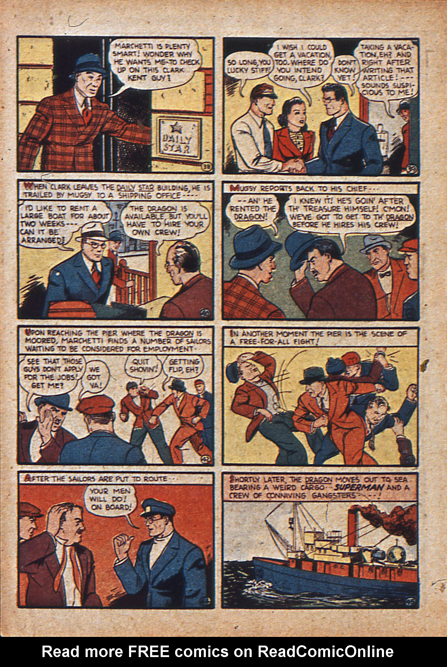 Read online Action Comics (1938) comic -  Issue #15 - 9