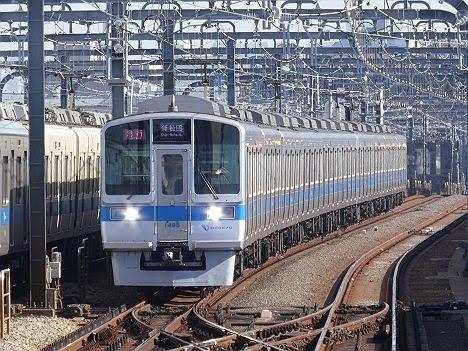 【ダイヤ改正で増発!】小田急電鉄 急行 新松田行き6 1000形フルカラーLED
