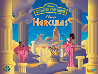 Disney's Animated Storybooks: Hercules