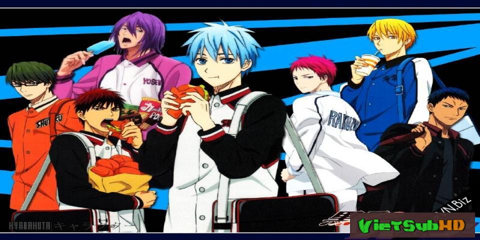 Phim Kuroko No Basket - Season 3 Full 25/25 VietSub HD | Kuroko No Basket - Season 3 2015