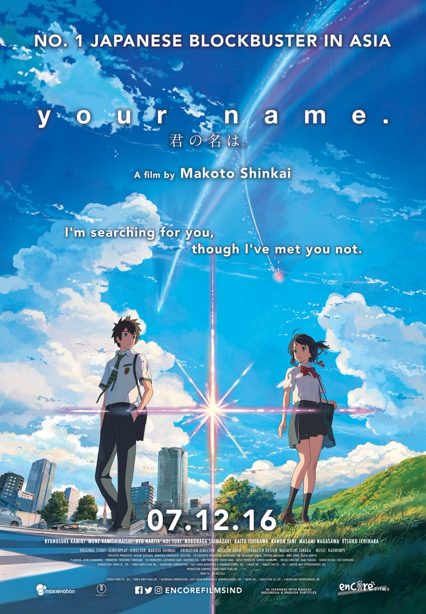 ver Your Name 2017
