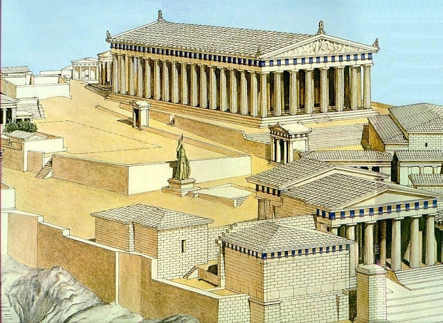 On the Parthenon's Mathematics, Astronomy and its Embedded Harmony