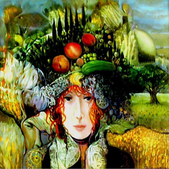 Символизм в живописи. W.A. Di Bolgherese 3