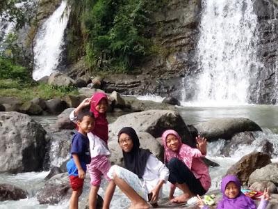 Curug Tujuh Bidadari Sumowono Kabupaten Semarang