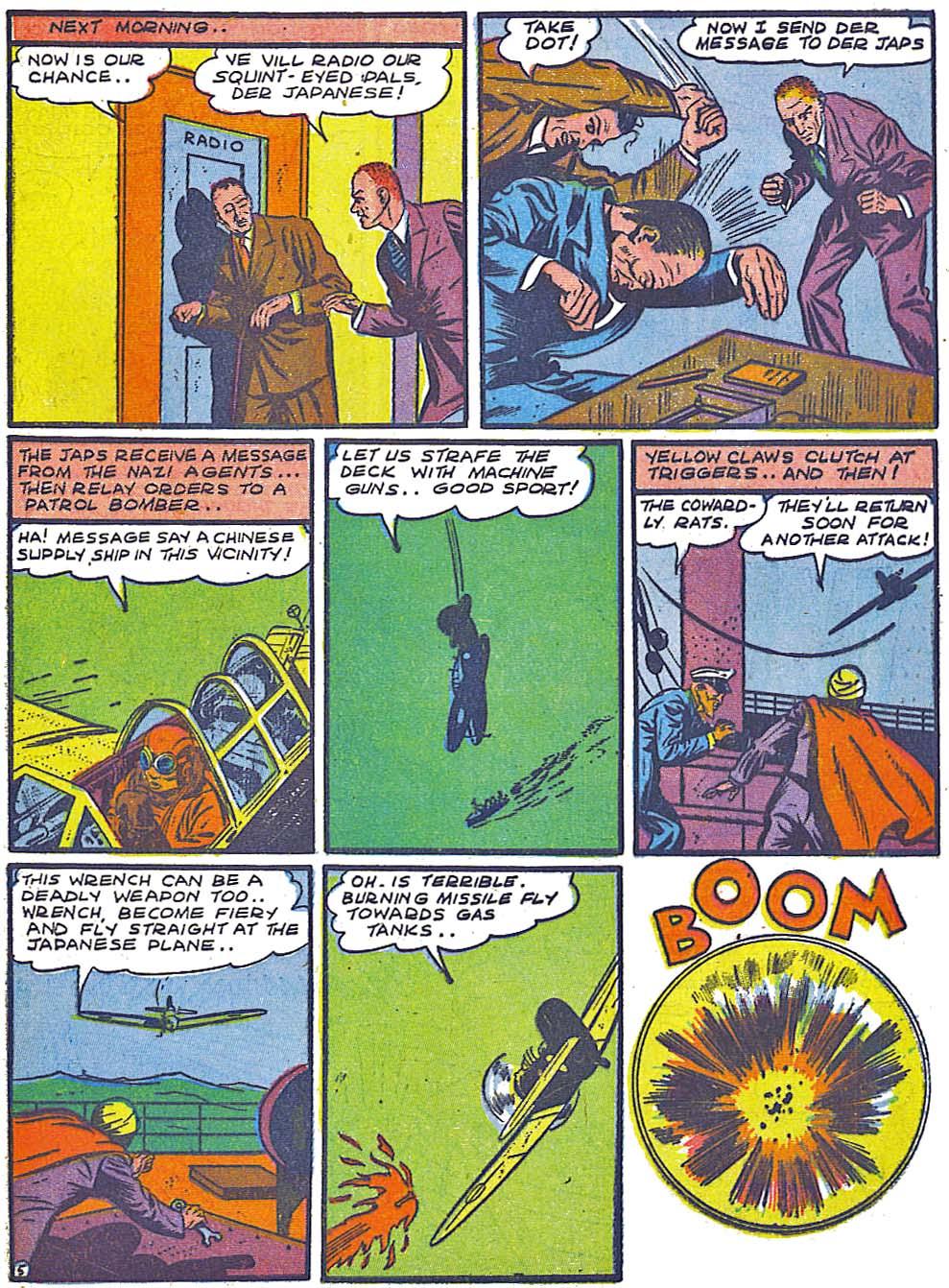Read online All-American Comics (1939) comic -  Issue #49 - 57