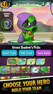 Plants vs. Zombies™ Heroes Apk Mod Unlimited Sun Fresh Download For Android