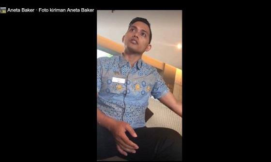 Video Bule Dilecehkan Pegawai Hotel Saat Minta Refund di Bali