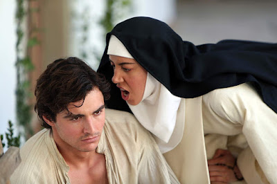 The Little Hours 2017 movie still Aubrey Plaza Dave Franco