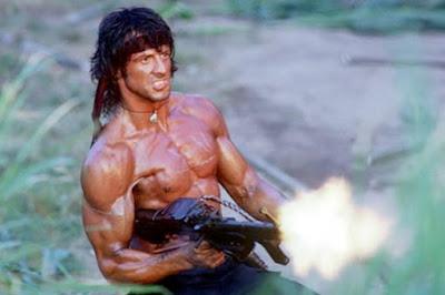 Silvester Stallon, Rambo