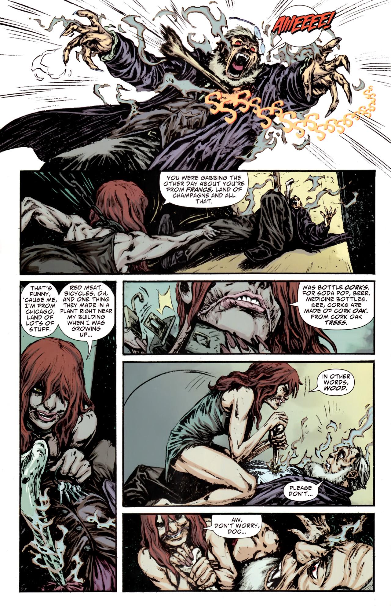 Read online American Vampire comic -  Issue #10 - 15