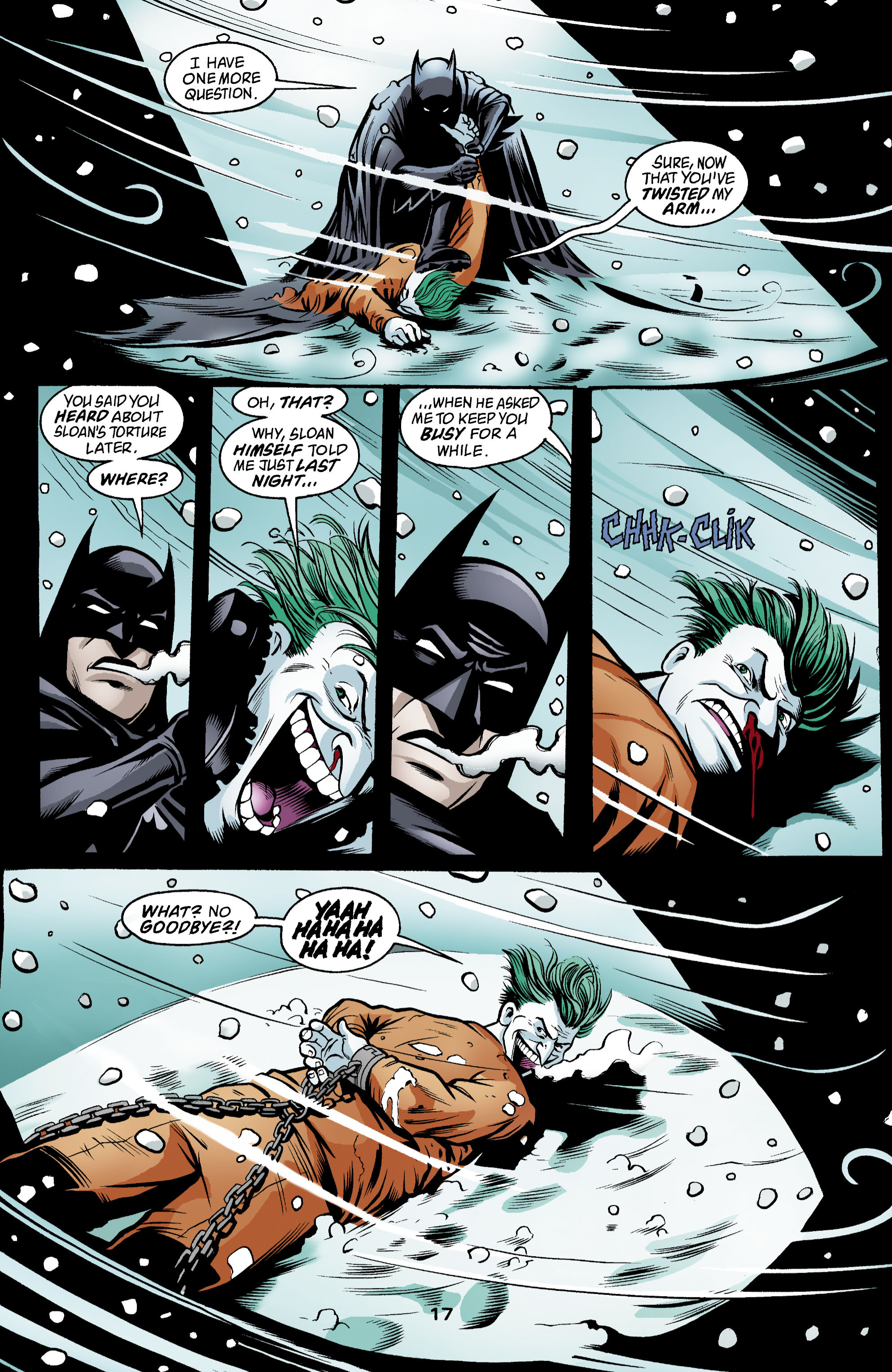 Detective Comics (1937) 781 Page 17