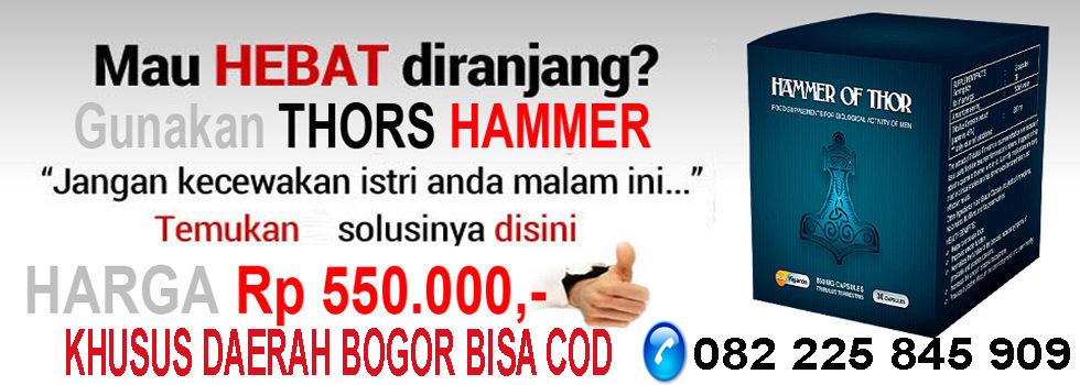 obat hammer of thor di bogor 082225845909 toko chiliong
