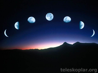 Ay evreleri nedir?