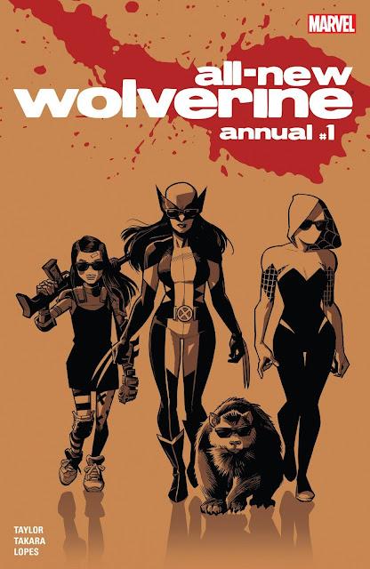 wolverine annual 1