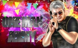 Thala – ONE MAN ARMY – Tamil Video Album 2018 Teaser