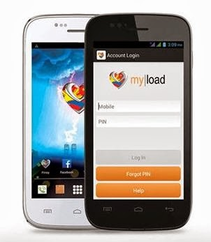 MyPhone Agua Storm 3G 4-inch Phone Loaded with Good Features