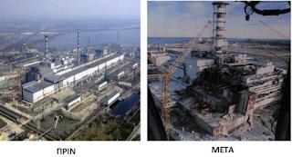 Σαν σήμερα … 1986, το πυρηνικό ατύχημα στο Τσερνόμπιλ.