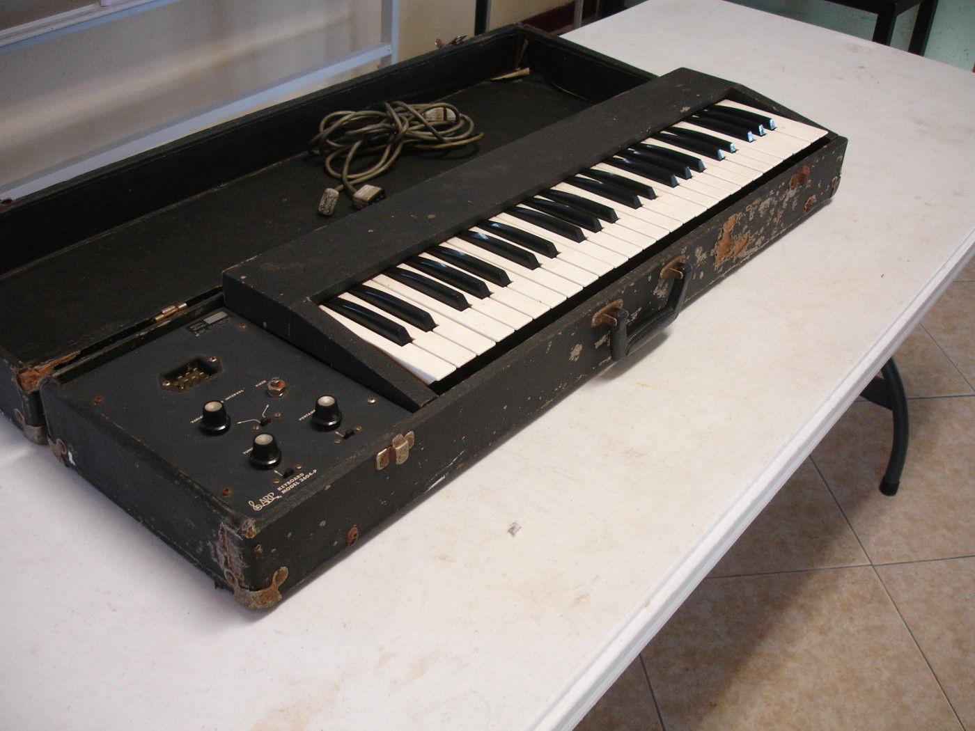 MATRIXSYNTH: ARP 2600-P Analog Synthesizer & 3604-P ...