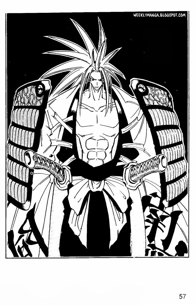Shaman King [Vua pháp thuật] chap 106 trang 18