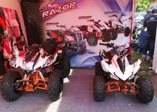 Viar Razor 100SP dan Viar Razor 150SP