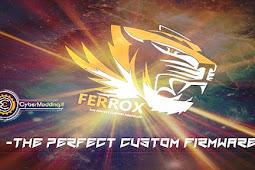 Update CFW 4.82 Ferrox PS3 v1.00 Cobra 7.53 No BD