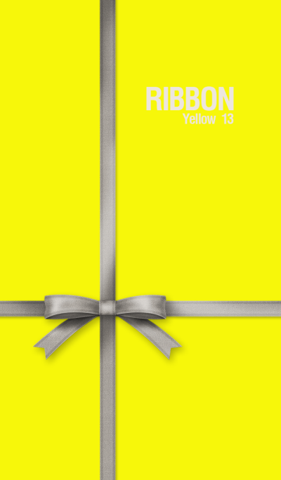 Ribbon/Yellow13