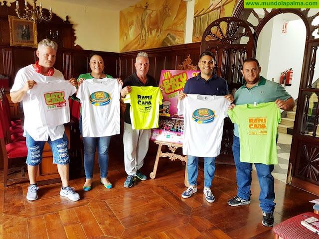 Más de 500 percusionistas participarán este fin de semana en Los Llanos de Aridane en la VI BatucadaFest La Palma 2018
