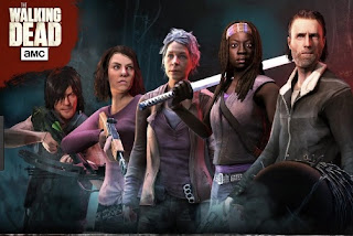The Walking Dead No Man's Land Mod Apk v2.6.4.5 (High Damage)