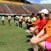 Funcionários do HGRS comemoram resultados com jogo em Pituaçu