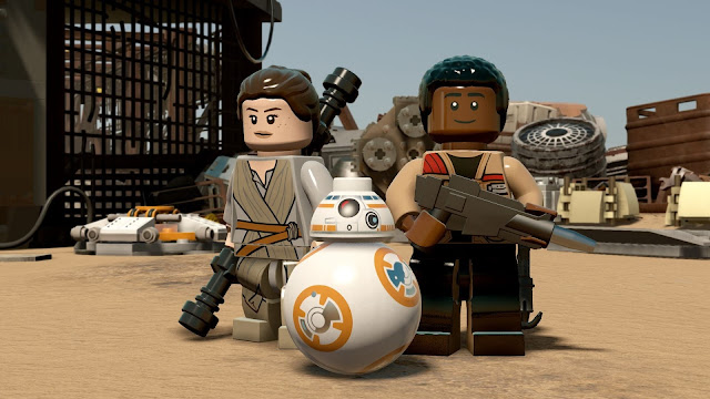 Download Lego Star Wars The force Awakens Game Highly Compressed