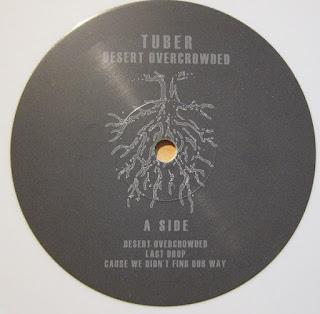 2014 Tuber - Desert Overcrowded (lp)_side A