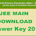 IIT JEE Main 2016 Answer Key - jeemain.nic.in