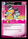 My Little Pony Snips & Snails, Stage Magicians Absolute Discord CCG Card