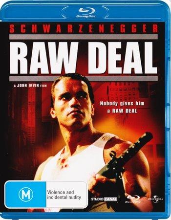 Raw Deal (1986) Dual Audio Hindi 480p BluRay