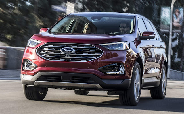 Novo Ford Edge 2019