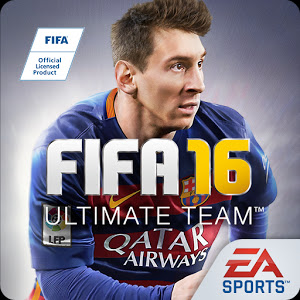 FIFA 16 v3.3.118003 Mod Apk + Data for Android