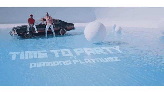 Mr Flavour ( Mr Fleva ) Ft Diamond Platnumz - Time To Party