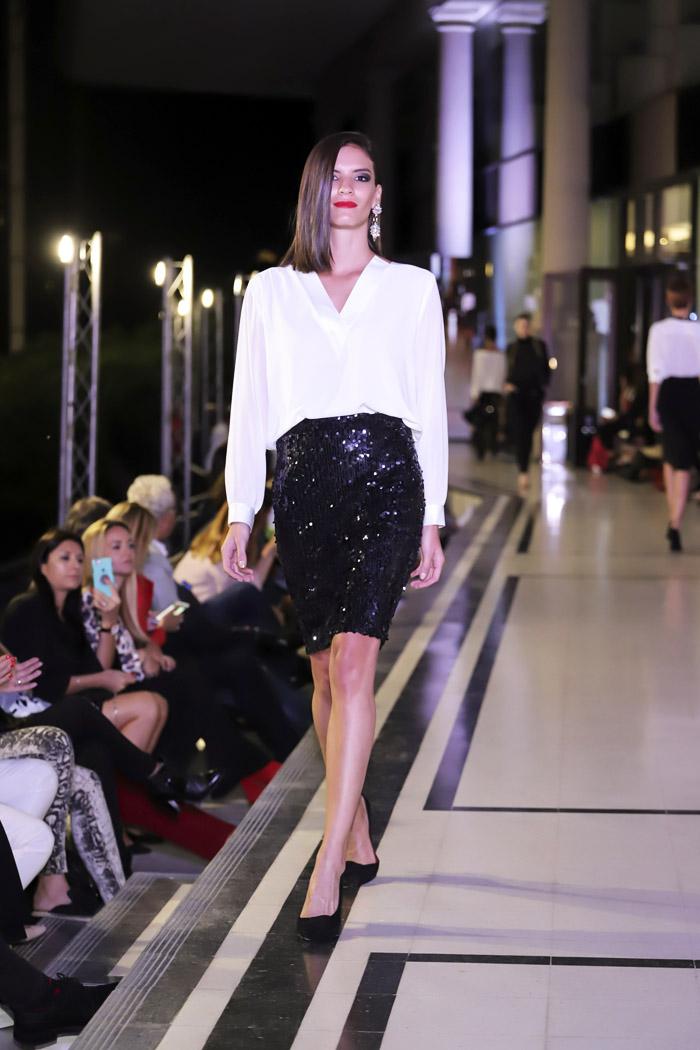 Argentina Fashion Week otoño invierno 2019 │ Desfile Adriana Costantini otoño invierno 2019. │ Moda otoño invierno 2019 en Argentina. │ Looks de cocktail invierno 2019.