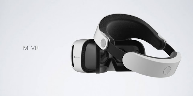 This is the Xiaomi's new Mi VR