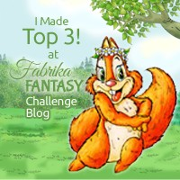 In de top 3 bij Fabrika Fantasy!