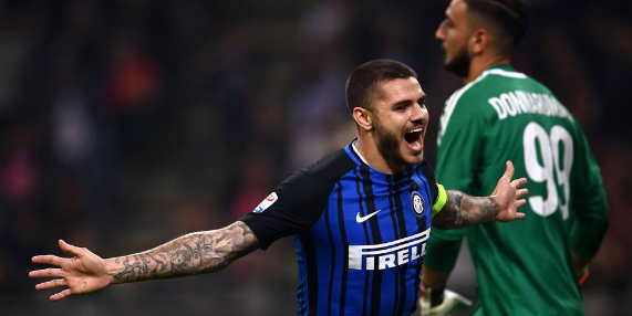 Chelsea are interested in buying Mauro Icardi