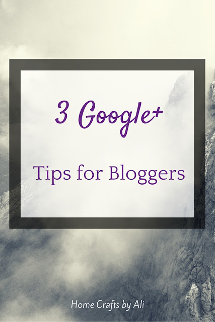 Google + Plus bloggers tips increase readers