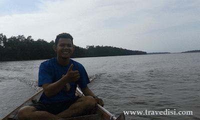 Mengulas detinasi wisata air yang ada di kalimantan barat, teluk pakedai pada kab kubu raya menemani perjalanan seru dan asyik, apalagi untuk mancing mania?