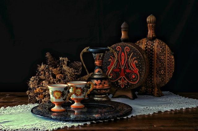 barang antik dan artefak