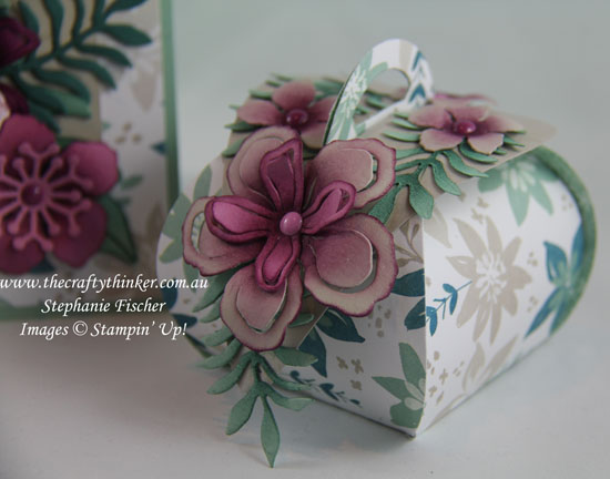 #stampindreamsbloghop, Botanical Builder, Curvy Keepsake Box, #thecraftythinker, Stampin' Up Australia Demonstrator, Stephanie Fischer, Sydney NSW